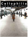 Poster for w4 Presents Cellophilia at the 92Y Tribeca