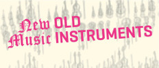 New Music For Old Instruments Poster